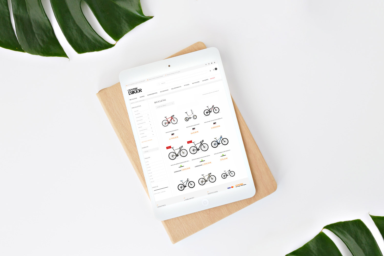 portfolio-centrebiker-ecommerce